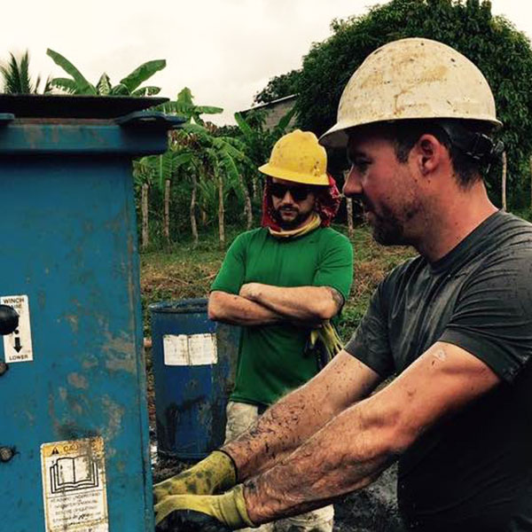 Honduras Well Projects - On Site