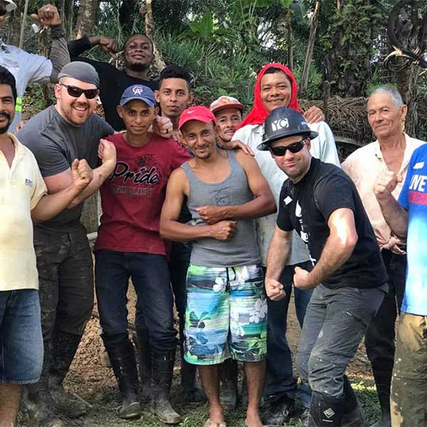 Honduras Well Projects - Group Photo
